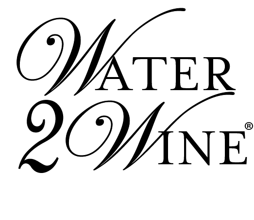 Water 2 Wine Neighborhood Winery logo